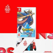 Pokemon Sword (แผ่นเกมส์)(Nintendo Switch)