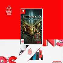 Diablo (แผ่นเกมส์)(Nintendo Switch)