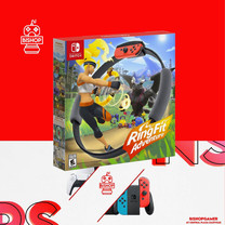 Ring fit Adventure (แผ่นเกมส์)(Nintendo Switch)