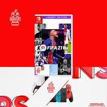 Fifa21 (แผ่นเกมส์)(Nintendo Switch)