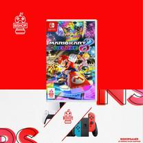 Mario Kart (แผ่นเกมส์)(Nintendo Switch)