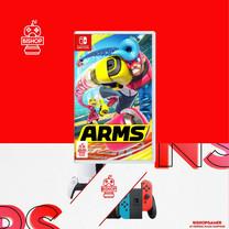 Arms (แผ่นเกมส์)(Nintendo Switch)