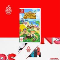 Animal Crossing (แผ่นเกมส์)(Nintendo Switch)