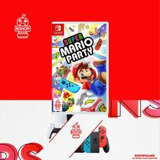 Mario Party (แผ่นเกมส์)(Nintendo Switch)