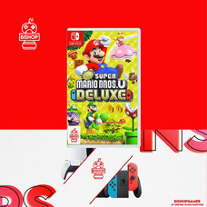 Mario Bros U (แผ่นเกมส์)(Nintendo Switch)