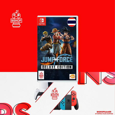 Jump Force (แผ่นเกมส์)(Nintendo Switch)