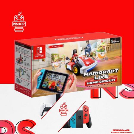Mario Kart Live (Mario)(แผ่นเกมส์)(Nintendo Switch)