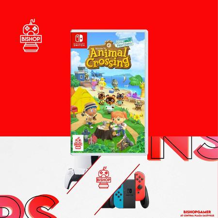 Animal Crossing (แผ่นเกมส์)(Nintendo Switch)