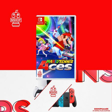 Mario Tennis (แผ่นเกมส์)(Nintendo Switch)