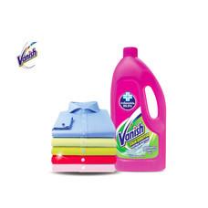 Vanish แวนิช ผลิตภัณฑ์ขจัดคราบ ชนิดน้ำ สูตรฆ่าเชื้อแบคทีเรีย99.9% 940 มล