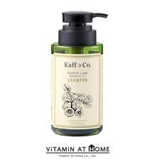 Kaff & Co Kaffir Lime Essential Oil Shampoo 300 ML แชมพูน้ำมันมะกรูดสกัดเย็น สำหรับทุกสภาพหนังศีรษะ