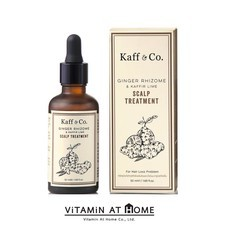 Kaff & Co Ginger Rhizome & Kaffir Lime Scalp Treatment 50 ML