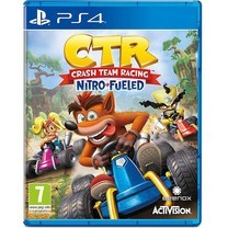 PS4: CRASH TEAM RACING NITRO FUELED (Z3EN)