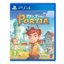 PS4:MY AT TIME PORTIA