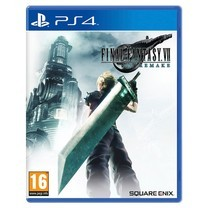 PLAYSTATION PS4-G : FINAL FANTASY 7 REMAKE STANDARD