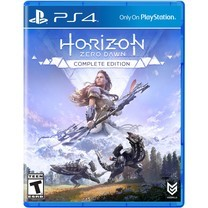PS4 : Horizon zero dawn complete edition trainer