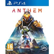 PS4 : Anthem