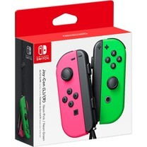 Nintendo switch Joy-Con Controllers [Neon Green and Neon Pink]