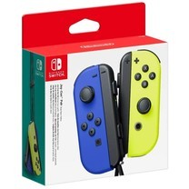 Nintendo Switch Joy Con น้ำเงิน เหลือง