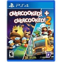 PS4:OVERCOOKED+OVERCOOKED 2