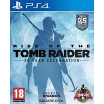 PS4 : Rise of The Tomb Raider 20 Year Celebration
