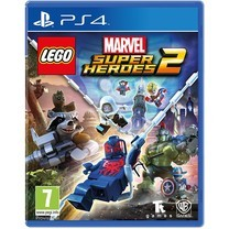PS4 : LEGO MARVEL SUPER HEROES 2