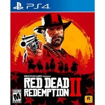 PS4 : RED DEAD REDEMPTION 2 (R3) (EN