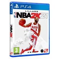 PS4: NBA2K21