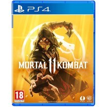 Ps4 : Mortal Kombat 11 ( english zone 2 )