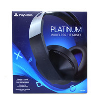 หูฟังแพลทตินั่มไร้สาย  PS4-SONY Platinum Wireless 7.1 Headset