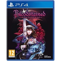 PS4 : bloodstained ritual of the night