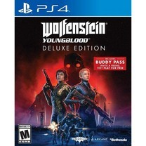 PS4: WOLFENSTEIN: YOUNGBLOOD [DELUXE EDITION] (US)