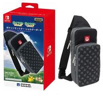 กระเป๋า Pokemon Case Nintendo Switch (แบบสะพายข้าง) black