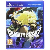 PS4 : GRAVITY RUSH 2