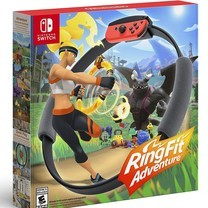 Nintendo Switch Ring Fit Adventure Ring Fit Adventure
