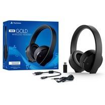 หูฟัง Gold Wireless Stereo Headset Sony PlayStation