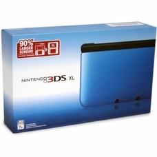 Nintendo 3DS XL - Blue (US)