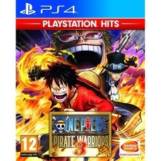 PS4: one piece pirate warriors 3 ( english zone 2 )