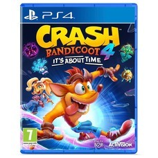 PS4:Crash 4: It's About Time