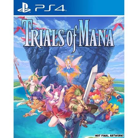PS4:TRIALSOF MANA