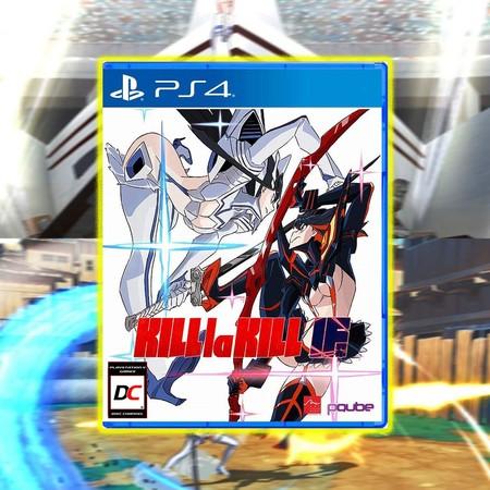 PS4:KILL LA KILL