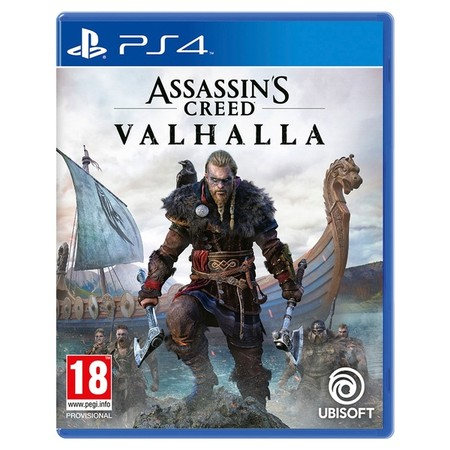 PS4 : Assassin's Creed Valhalla (Z3/Asia)
