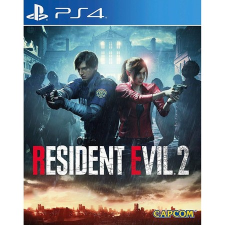 PS4:RESIDENT EVIL2