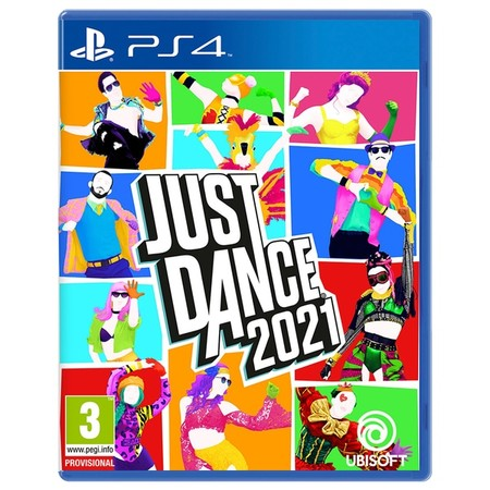 PS4: Just Dance 2021