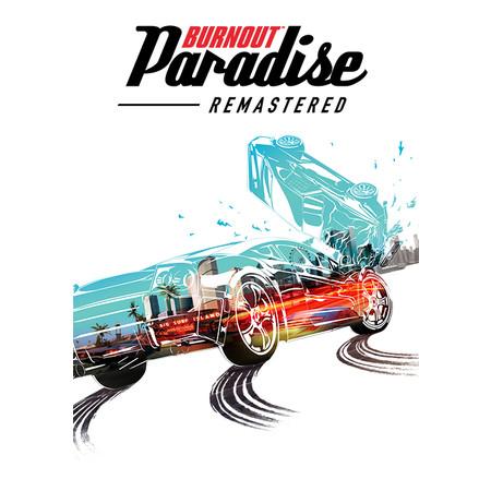 PS4:Burnout Paradise Remastered