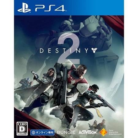PS4:Destiny 2