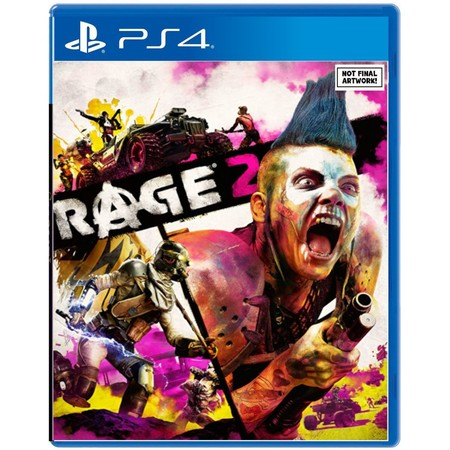 PS4: Rage 2 PS4 (Z3)