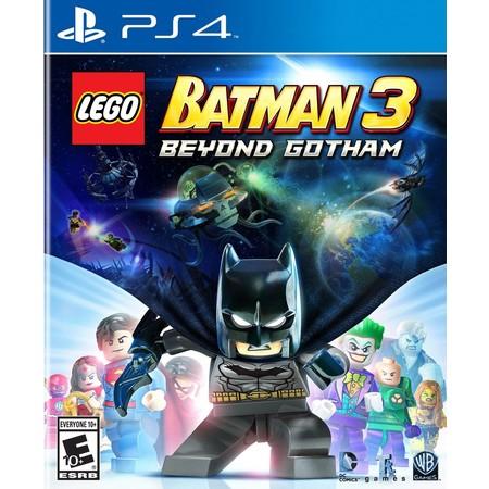 PS4 : LEGO BATMAN3