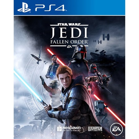 PS4 : Star Wars Jedi: Fallen Order
