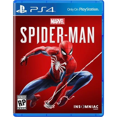 PS4:MARVELSPIDER-MAN